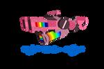 Double Rainbow Thrower