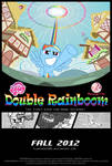 Double Rainboom Promotional Poster