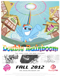 DR Group Cover Page 01 by FlamingoRich