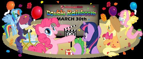 Double Rainboom Official Trailer + Release Date by FlamingoRich