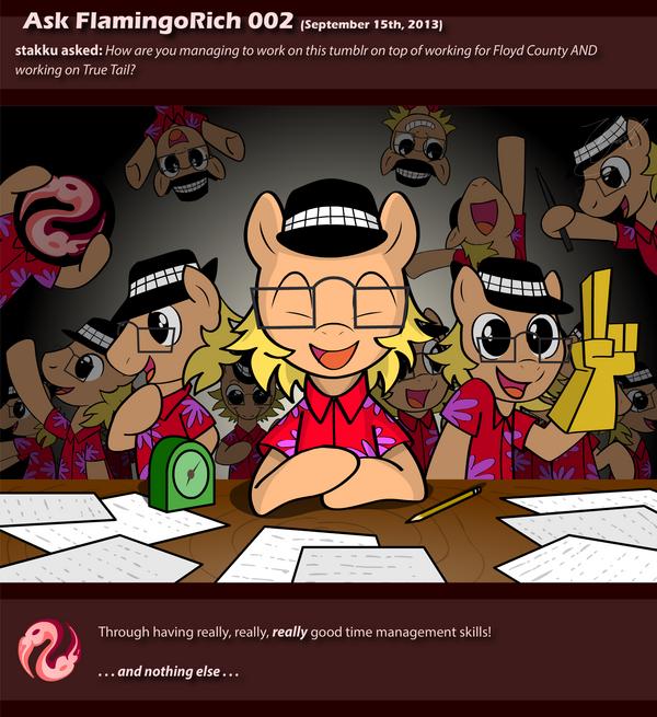 Ask FlamingoRich 002