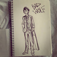 The Doctor WHO ( BAD WOLF)