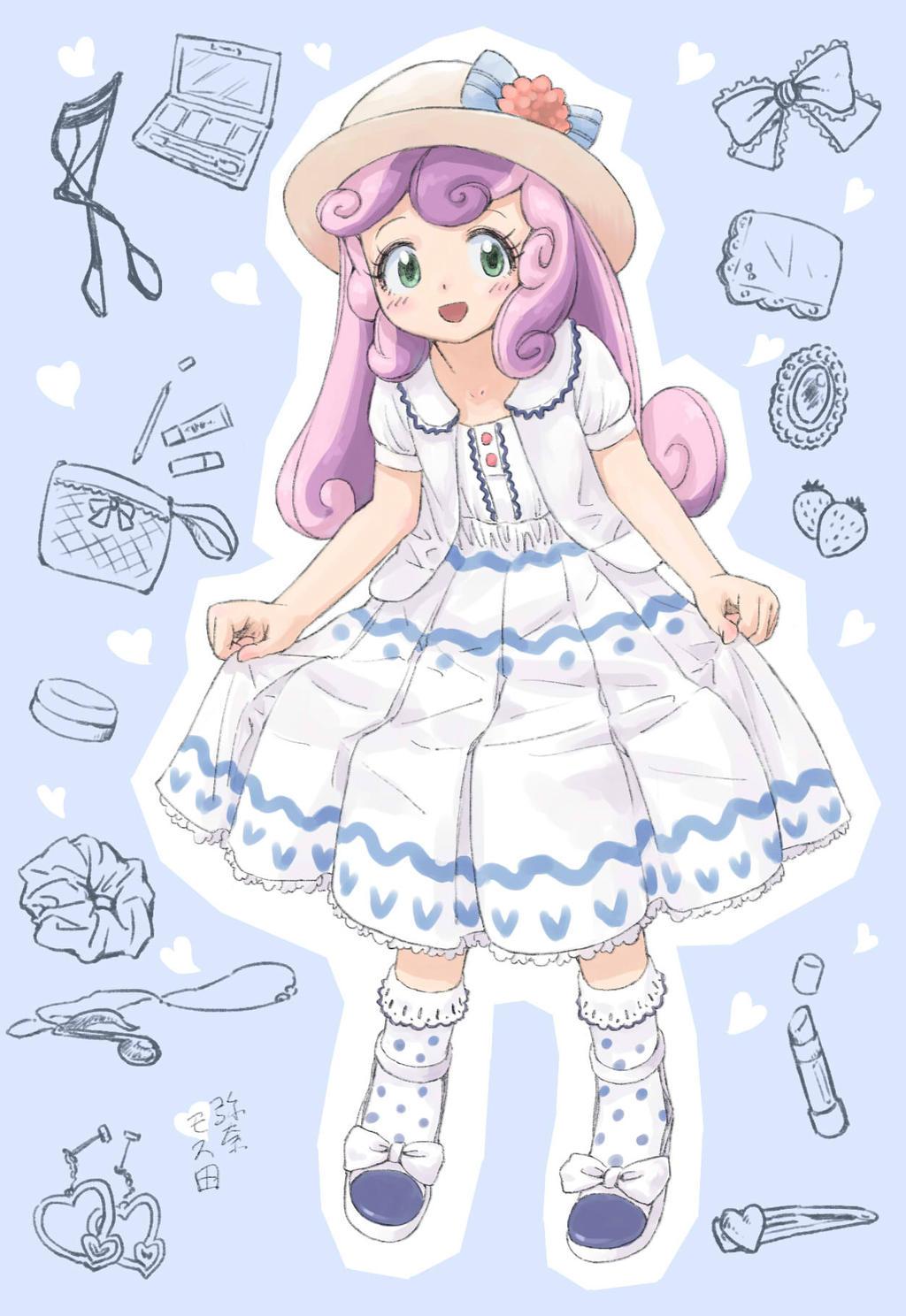 Sweetie Belle by Yanamosuda