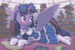 Princess Of Book