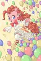 Pinkie Stream by Yanamosuda