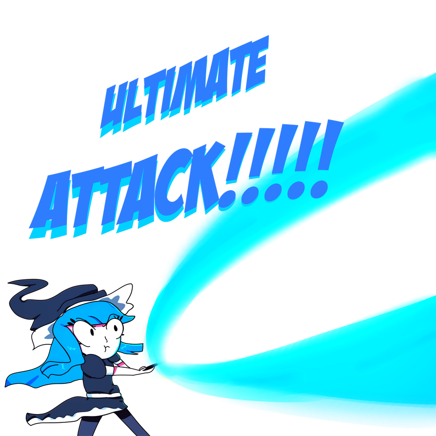 ULTIMATE ATTACK!!! by Dreckblase
