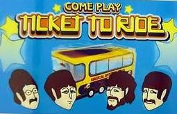 Ticket To Ride : The Beatles Driving Game by BeatlesBoy26