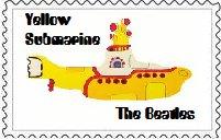Yellow Submarine Stamp by BeatlesBoy26