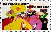 Sgt. Pepper Stamp by BeatlesBoy26
