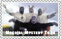 Magical Mystery Tour Stamp by BeatlesBoy26