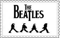 Abbey Road Stamp by BeatlesBoy26