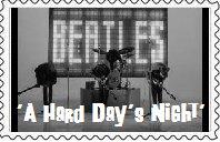 Hard Days Night Stamp by BeatlesBoy26