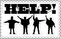 Help Stamp by BeatlesBoy26