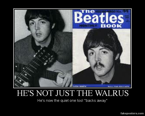 Paul Is Dead Meme by BeatlesBoy26