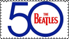 The Beatles 50th Anniversary Stamp by BeatlesBoy26