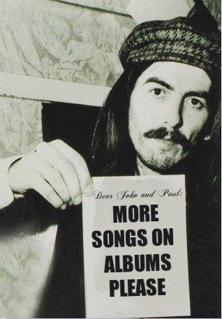 George Meme 2 by BeatlesBoy26