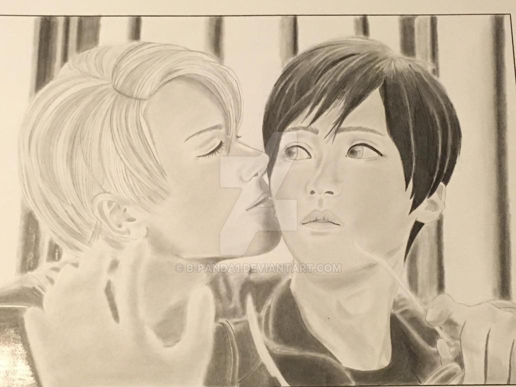 Viktor and Yuri by b-panda1