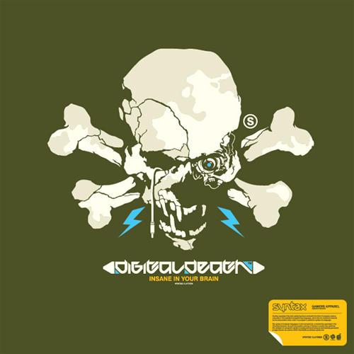 Digital Death by Delicious-Daim