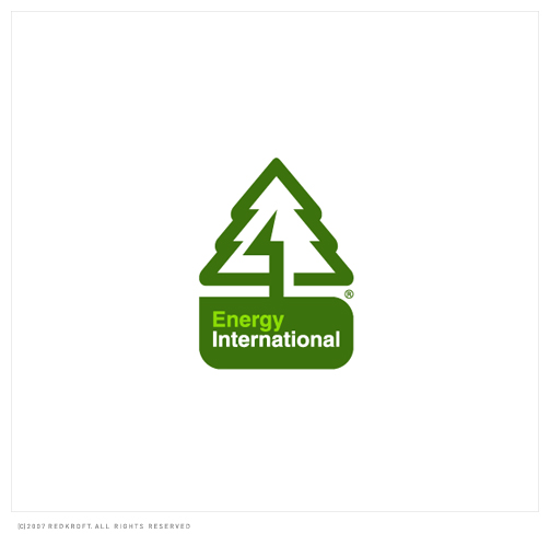 energy international logo by Delicious Daim High Quality Clear & Concise Logo Designs: Taken From DeviantART