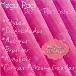 +Mega Pack Para Photoshop!