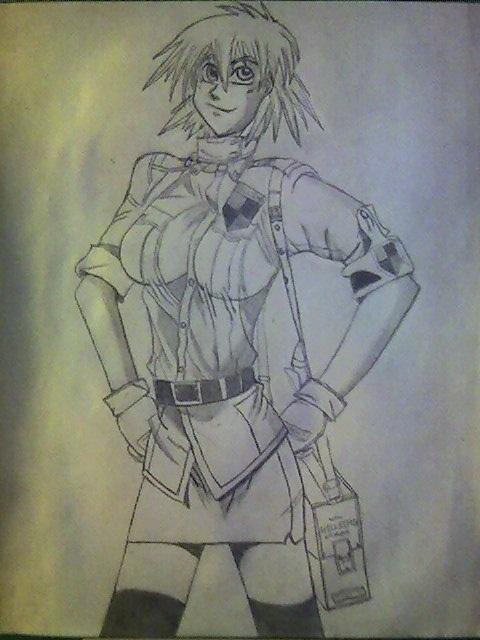 seras sketch by jayblescashews