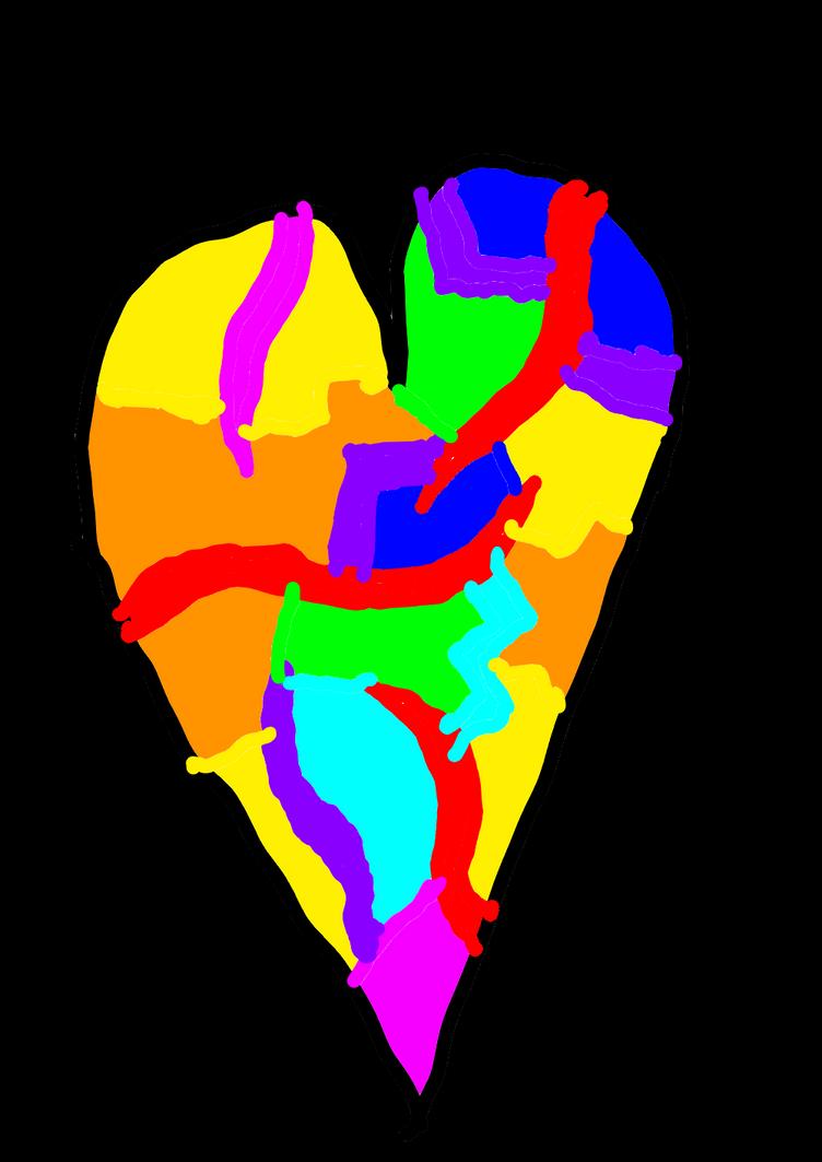 Heart of art by gloppyZ