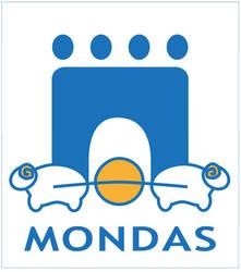 Logo Mondas by J.M. Alvarado