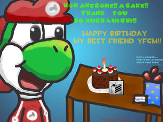 Gift for Yoshi Fan GM by Jlhgomez