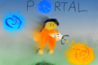 Portal --With fancy effects-- by Jlhgomez