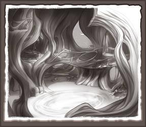 [sketch] Olive house