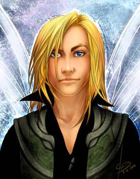 Fairy portrait: Isthar