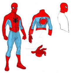 The Practicle Spider-Man Redesign