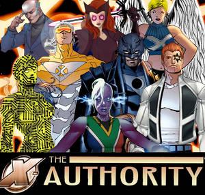 Authority + X-Men = X-Authority