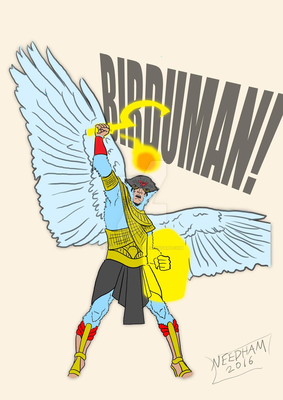 Ultimate Birdman by Needham-Comics