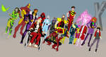 Alll New 52 Amalgam Now X Patrol