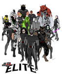 Alll New 52 Amalgam Now Bad JLX-Elite
