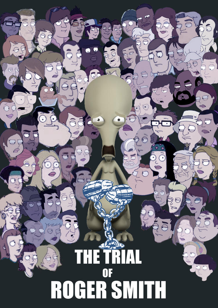The Trial Of Roger Smith by Needham-Comics