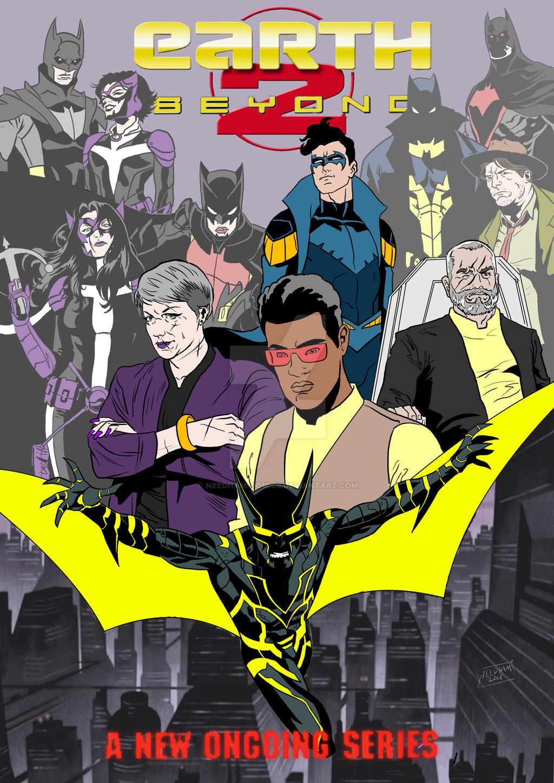 New 52 Earth 2 Batman Beyond by Needham-Comics on DeviantArtNew 52 Batman Beyond