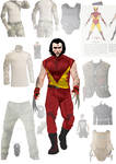 MCU's Wolverine concept art