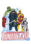 Mcu Thunderbolts Idea