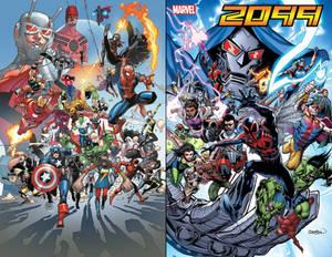 Marvel 2099 drawing?