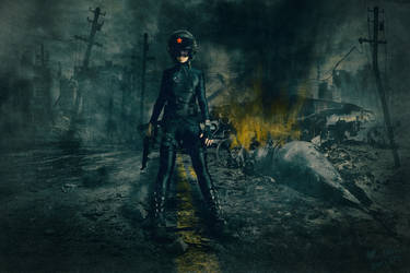 Apokalypse-2 by PixelJack