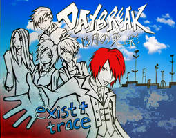 exist trace - daybreak by TwistTieKlepto