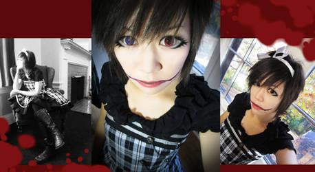 Halloween 2013 : Kuchisake-Onna