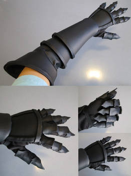 Sarutobi Sasuke Armor