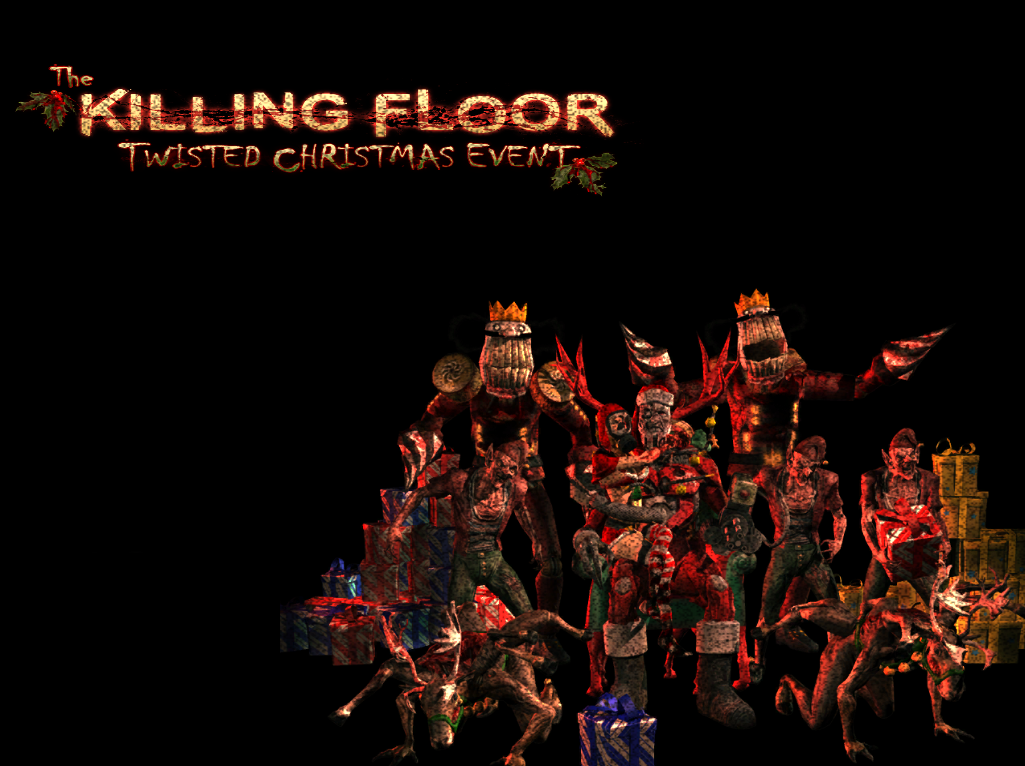 Killing Floor Christmas Menu by Mediziner on DeviantArt