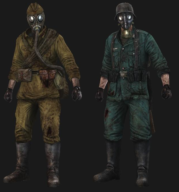 Awesome Killing Floor RO:2 Characters By Mediziner ...