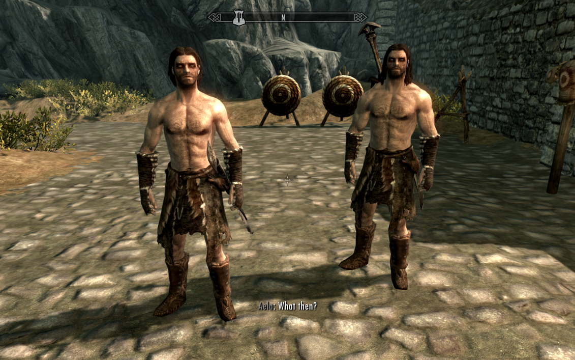 Farkas 'n Vilkas in Alternate Fur Armour by Mediziner
