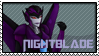 Nightblade Stamp by Mediziner