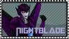 Nightblade Stamp by Mediziner